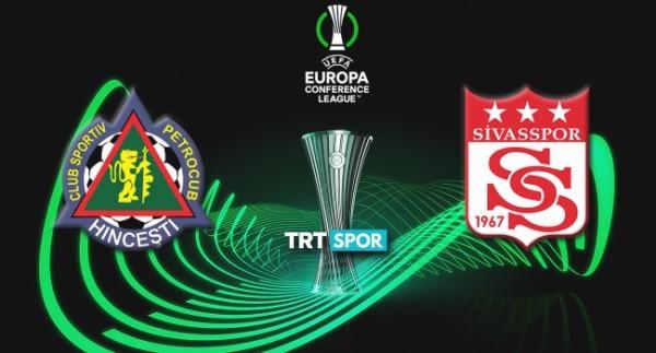 Petrocub-Sivasspor Maçı Canlı İzle! saat kaçta hangi kanalda?