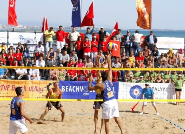 CEV Satellite Plaj Voleybolu Avrupa Şampiyonu açıklaması
