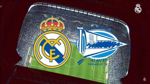 Real Madrid-Alaves Maçı Canlı İzle!