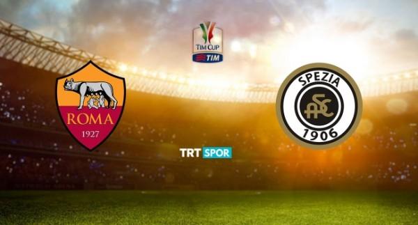 Roma-Spezia Maçı Canlı İzle! saat kaçta hangi kanalda?