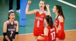 Türkiye, Balkan Şampiyonası'na galibiyetle başladı