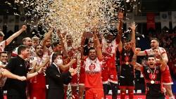 Voleybolda Şampiyonlar Kupası Ziraat Bankkart'ın