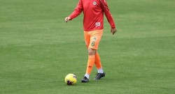 Alanyaspor'da futbolcular bireysel idman yapacak