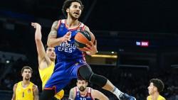 Anadolu Efes, Maccabi FOX'u konuk edecek