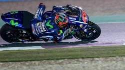 Arjantin'de zafer Vinales'in
