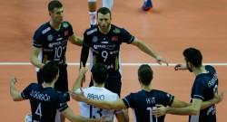 Arkas Spor, CEV Kupası'nda 8'li final turunda