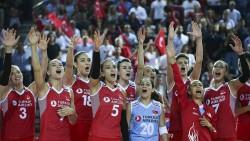 Avrupa Voleybol Şampiyonası'nda çeyrek final heyecanı