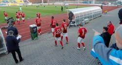 Avrupa'da futbola ara vermeyen tek ülke: Belarus