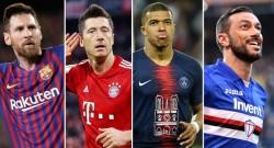 Avrupa'da gol ve asist kralları belli oldu