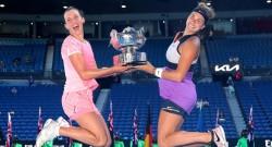 Avustralya Açık'ta Mertens-Sabalenka ikilisi şampiyon