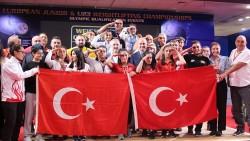 Ayşegül Çakın'dan Avrupa şampiyonluğu