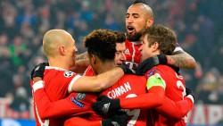 Bayern Münih'in Beşiktaş kadrosunda 3 eksik