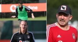 Beşiktaş antrenmanlara yeniden başladı