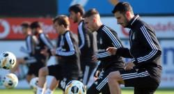 Beşiktaş'ın Wolverhampton maçı kadrosu açıkladı