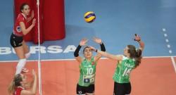 Bursa Büyükşehir çeyrek finalde