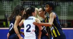 Derbinin kazananı Fenerbahçe Opet