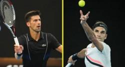 Djokovic yarı finale yükseldi, Federer veda etti!