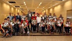Dünya ikincisi Milli Takım İstanbul'da