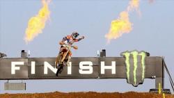 Dünya Motokros Şampiyonası'nın 17. ayağı tamamlandı