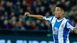 Espanyol'un Çinli futbolcusu Wu Lei'de koronavirüs tespit edildi