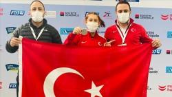Fatma Damla Altın, pentatlonda Avrupa şampiyonu oldu
