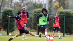 Fenerbahçe 3 Haziran'a kadar Riva'da çalışacak