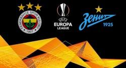 Fenerbahçe Zenit'i konuk edecek
