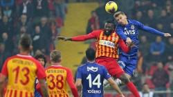 Fenerbahçe, Ziraat Türkiye Kupası'nda Kayserispor'a konuk olacak