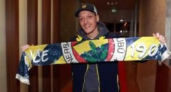 Fenerbahçe'de gözler Mesut Özil'de