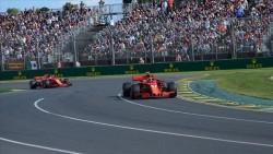 Formula 1'de sıradaki durak ABD