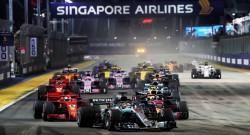 Formula 1'de sıradaki durak Singapur