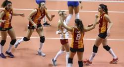 Galatasaray adını 8'li finale yazdırdı