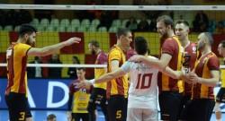 Galatasaray HDI Sigorta evinde kazandı