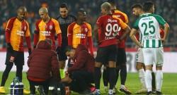 Galatasaray'a 2 iyi haber birden