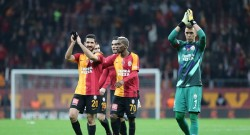 Galatasaray'a derbi morali