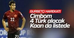 Galatasaray'da gurbetçi harekatı