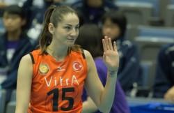 Galatasaray'dan kadın voleybol takımına takviye