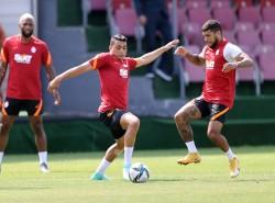 Galatasaray'ın Olympiakos maçı kamp kadrosu belli oldu