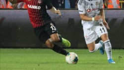 Gaziantep FK, Süper Lig'de yarın Beşiktaş'a konuk olacak