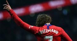 Griezmann'dan Atletico Madrid'e veda