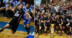 Hentbolda Türkiye Kupası Beşiktaş'ın
