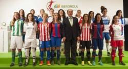 İspanya'da kadın futbolu grevde