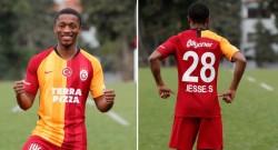Jesse Sekidika Galatasaray'da