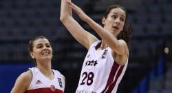 Kristine Vitola Fenerbahçe Öznur Kablo'da