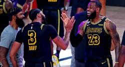 Lakers, Davis'in son saniye basketiyle kazandı