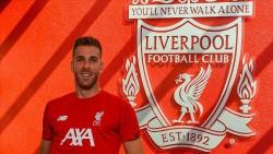 Liverpool'dan kaleci transferi