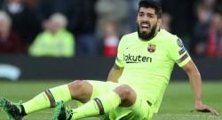 Luis Suarez'den Barcelona'ya kötü haber