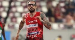 Milli atletler piste çıkıyor