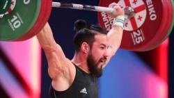 Milli halterci İsmayilov'dan 3 altın madalya