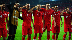 A Milli Takım, Almanya maçına hazır